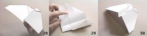 Kağıt uçak yapımı 10