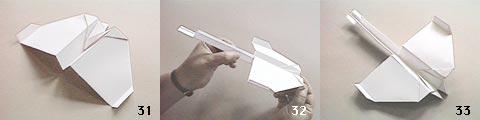 Kağıt uçak yapımı 11