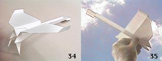 Kağıt uçak yapımı 12