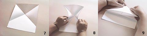 Kağıt uçak yapımı 3