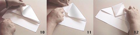 Kağıt uçak yapımı 4