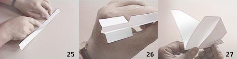 Kağıt uçak yapımı 9