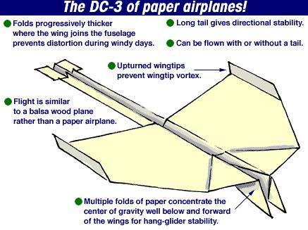 Uçan ve güzel bir kağıt uçak nasıl yapılır