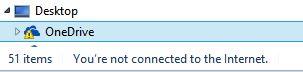 onedrive internet