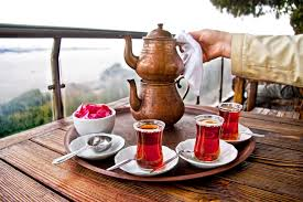 çay demlemek