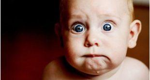 bebeklerde korku